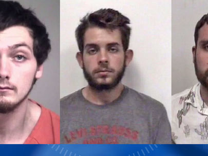 Men face drug charges after losing toddlers found wandering in street
