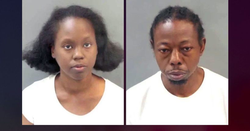 Parents charged after malnourished children pulled from home