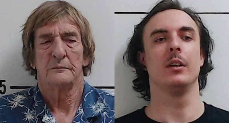 Deputies identify dead body in barn; father, son charged with murder
