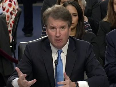 Second woman accuses Brett Kavanaugh of sexual assault; Kavanaugh denies