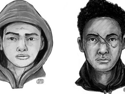 Officials looking for two men accused of posing as cops during robbery