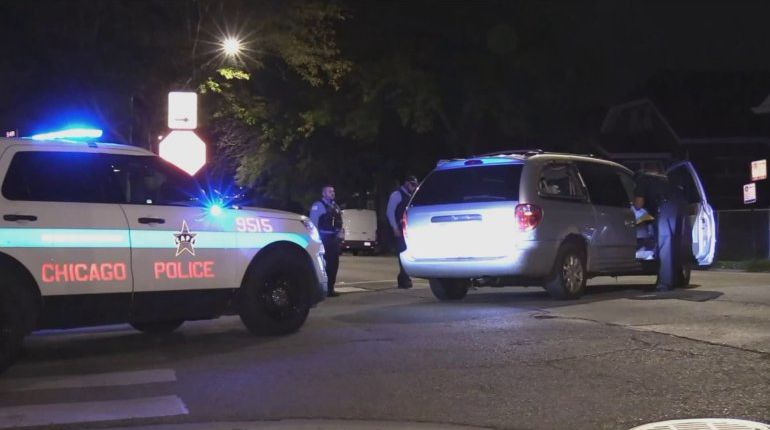 Person of interest questioned after woman shot in face on South Side