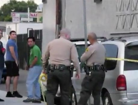 Girl killed, another child and 2 adults wounded in Compton shooting