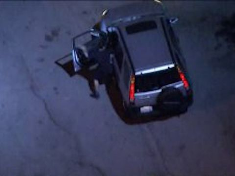 Suspect in LAPD pursuit surrenders after jumping into another vehicle