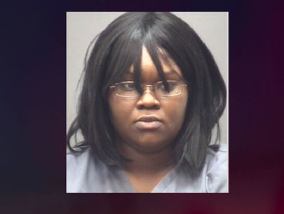 N.C. woman charged after 1-year-old suffers untreated broken leg