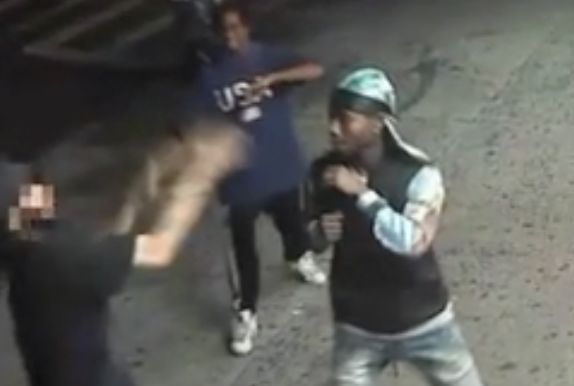 Teens punch woman, 67, in the face in the Bronx; knock out man they thought was talking about them