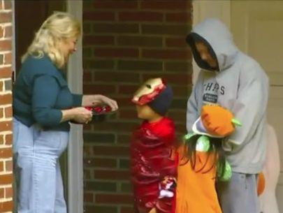Trick-or-treaters over age 12 could face fine, jail time in one Virginia city