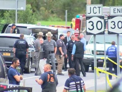 Son of limo company owner arrested in wreck that killed 20 in upstate N.Y.