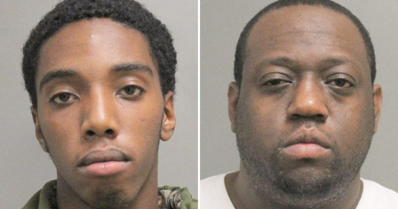2 men arrested in Nassau County after 8 kids found selling candy in the cold