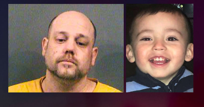 Kansas man gets 109 years in torture killing of girlfriend's 3-year-old son