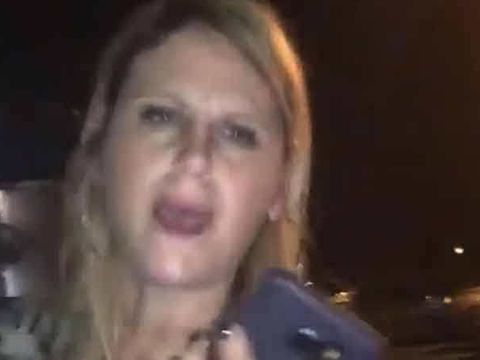 Woman missing after viral video confrontation outside Charlotte complex