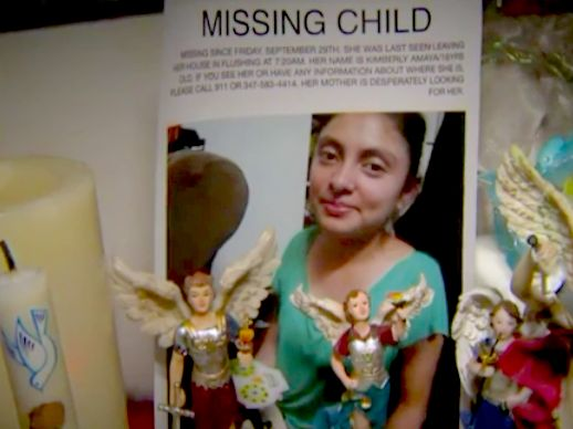 Moms of missing girls fear they're being drugged by human traffickers