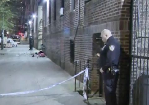 2 shot by man wearing 'Scream' mask in NYC: Police