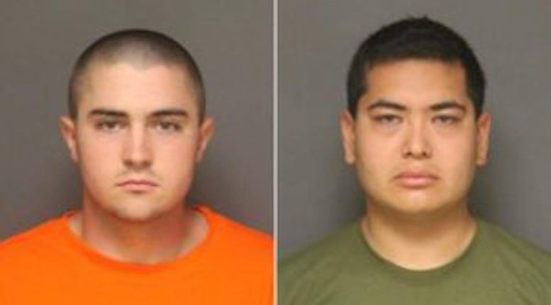 Former soldier convicted in Fullerton, California, triple-murder