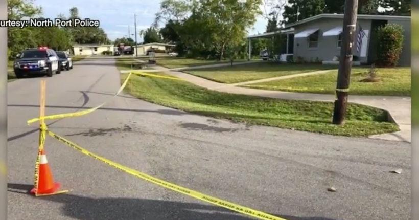Moms brawl at school bus stop, one slashed with broken coffee mug