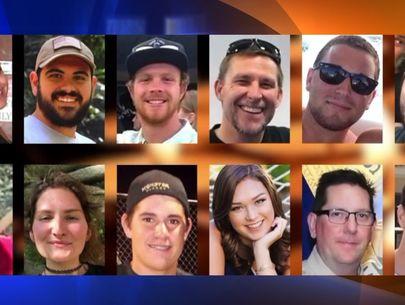 Police identify victims of mass shooting at California bar