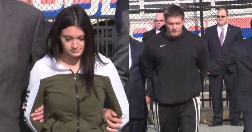 Nassau couple charged in the barbell beating murder of woman's mom