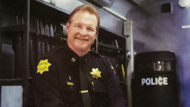 Fresno officers fatally shoot retired police captain wielding knife: Police