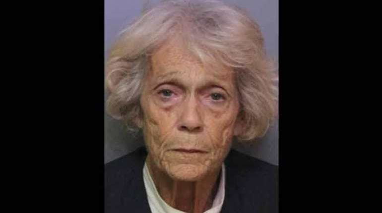 73-year-old woman was worried about the meth she was smoking, so she took it to her doctor