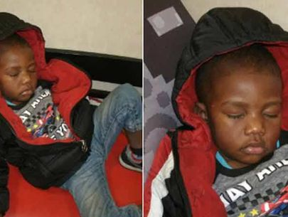 Police find mom of boy found alone in department store on Black Friday