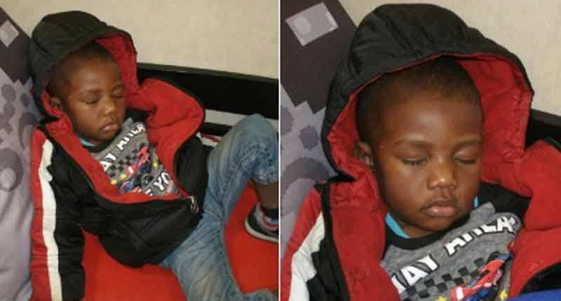 Police find mother of young boy found alone in department store during Black Friday shopping