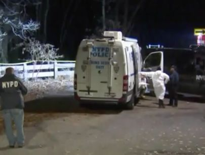 Woman's burned body found in park near Staten Island school by teens