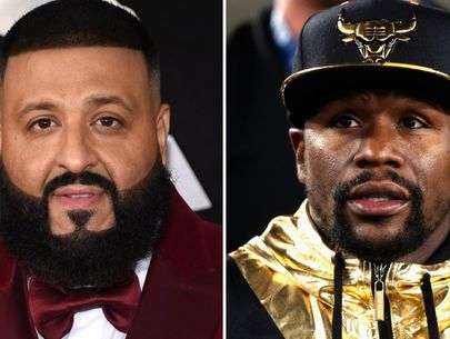 DJ Khaled, Floyd Mayweather Jr. charged with cryptocurrency fraud