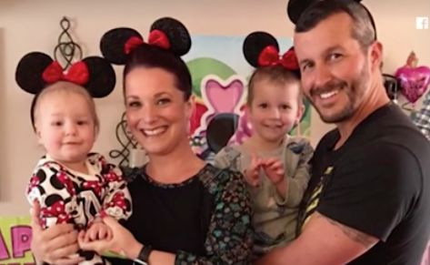 Chris Watts confessed that he killed his wife in a rage, newly released video shows
