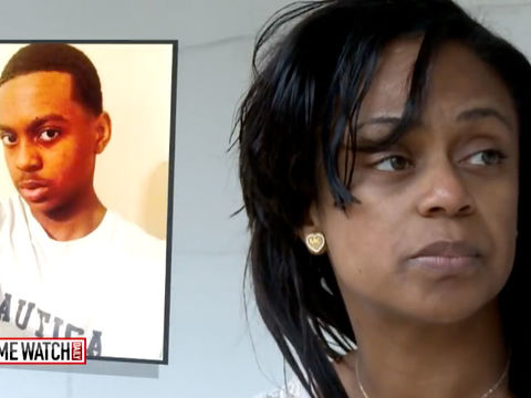 Son defending mom shot by dad, who streams live confession