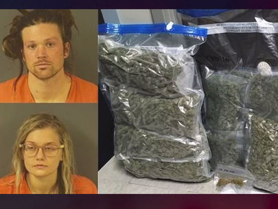Police arrest 2 on drug charges thanks to Indiana's 'Slowpoke Law'