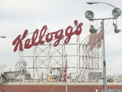 Man who urinated on Kellogg assembly line pleads to tampering charge