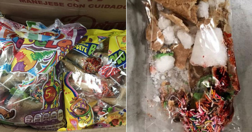 Nearly $40,000 worth of meth found tucked inside candy waffle cones in Houston airport: CBP
