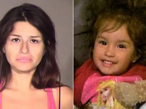 California mom guilty of torture, murder in death of 3-year-old daughter