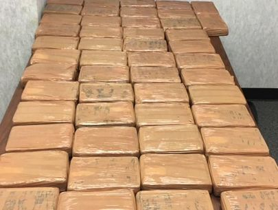 $5 million worth of cocaine found during traffic stop in North Carolina
