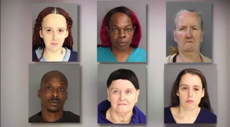 6 arrested for allegedly beating, pouring scalding water on 3-year-old boy in N.J.