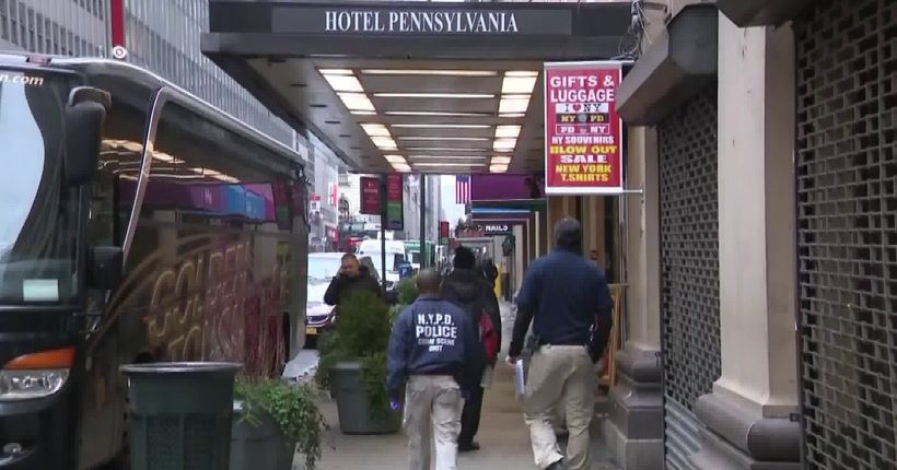 2 women in custody in death of 4-month-old boy at midtown hotel: police