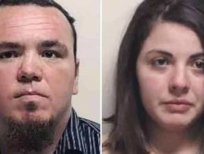 Utah couple arrested, accused of waterboarding 9-year-old daughter