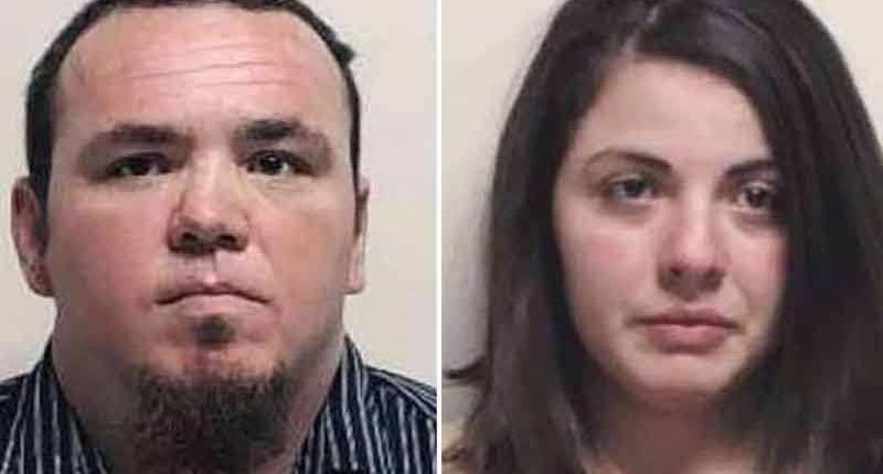 Utah couple arrested, accused of waterboarding 9-year-old daughter