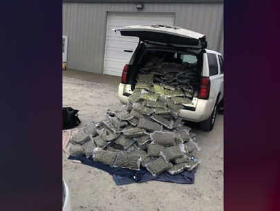 Troopers seize 301 pounds of marijuana in Missouri traffic stop