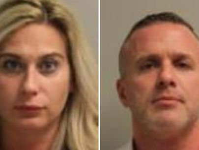 Drunken driver head-butts state trooper, wife throws 'soiled underwear'