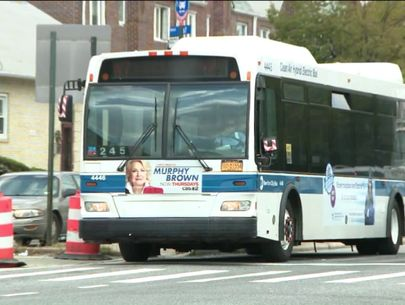 Joyrider steals MTA bus in the Bronx, goes undetected for hours