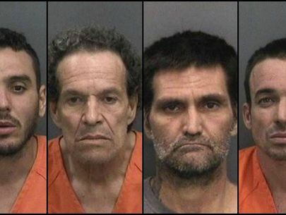 Four arrested in $500,000 tequila heist on Florida highway