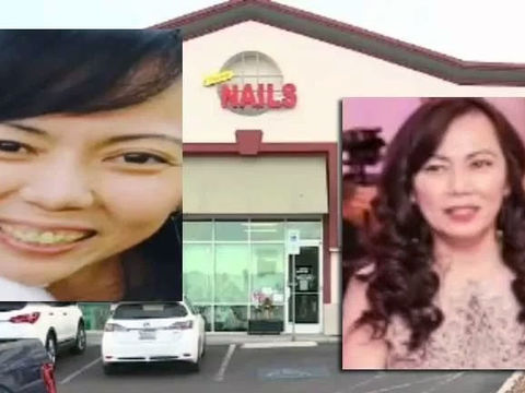 Police seek woman who ran over salon owner after not paying for $35 manicure