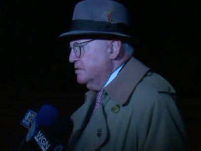 Alderman Burke back home on bond, denies wrongdoing