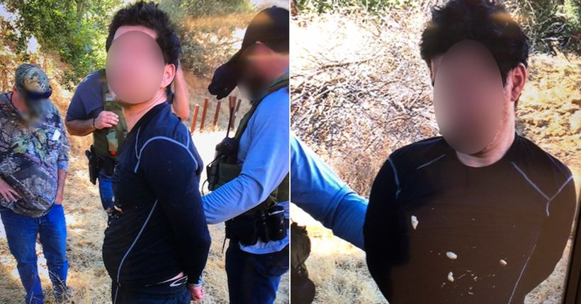 Man arrested in string of burglaries in Malibu Creek State Park area is charged with killing camper, other shootings