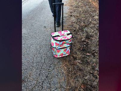 Baby's body found in portable cooler on side of road in Georgia
