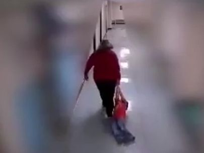 Teacher charged with assault after allegedly dragging boy with autism