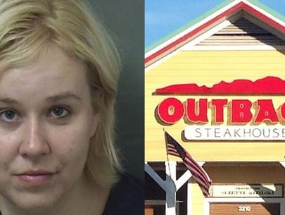 Florida woman attacked parents because they wouldn't take her to Outback