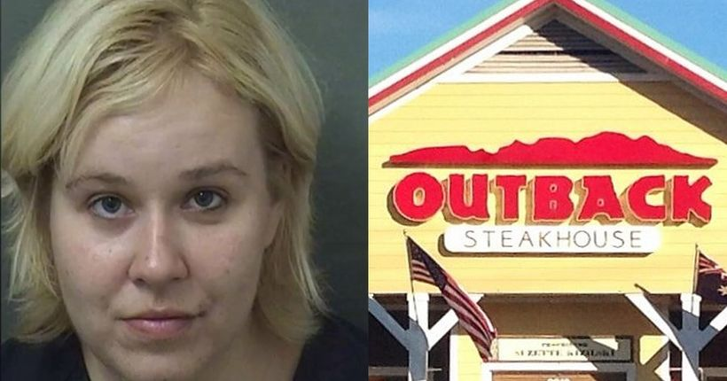 Florida woman attacked parents because they wouldn't take her to Outback Steakhouse
