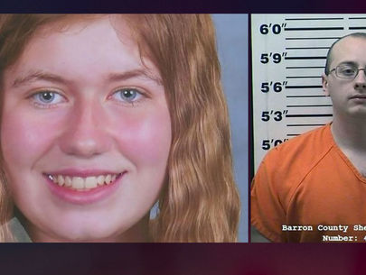 Jake Patterson charged with kidnapping Jayme Closs, killing her parents